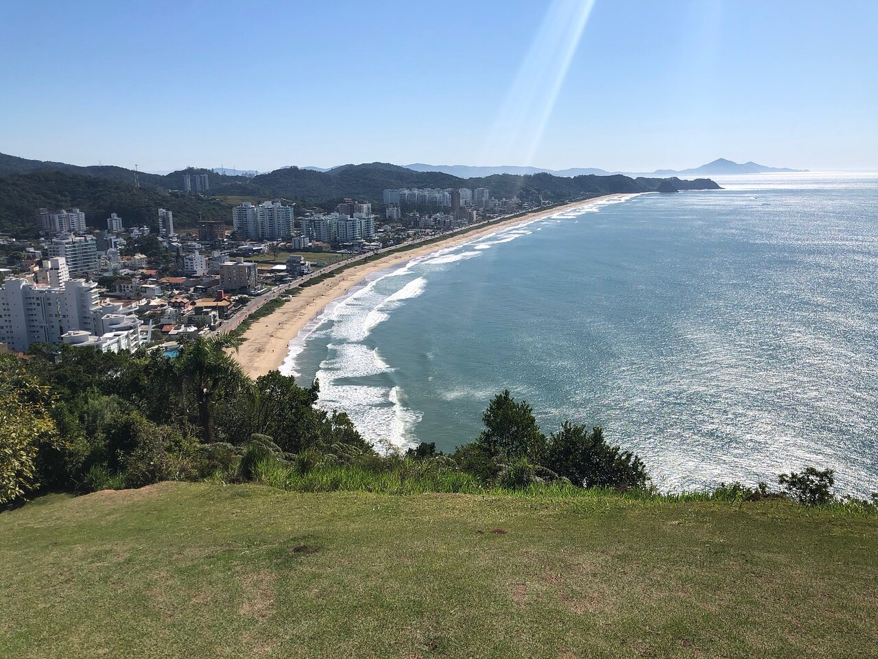 morro do careca praia brava